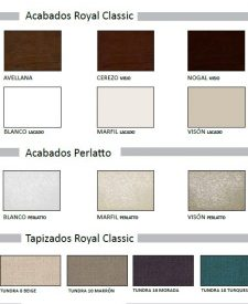 Colores Royal Clasic