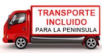 Transporte Incluido en TusDormitorios.com