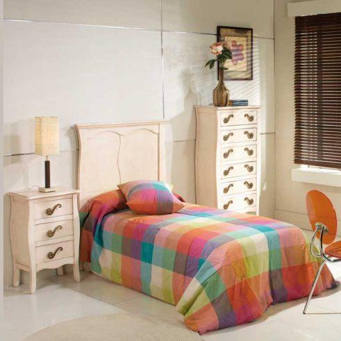 Dormitorios Juveniles Primavera
