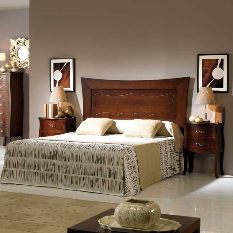 Dormitorio matrimonio luis xv - Dormitorios decoracion fotos ...