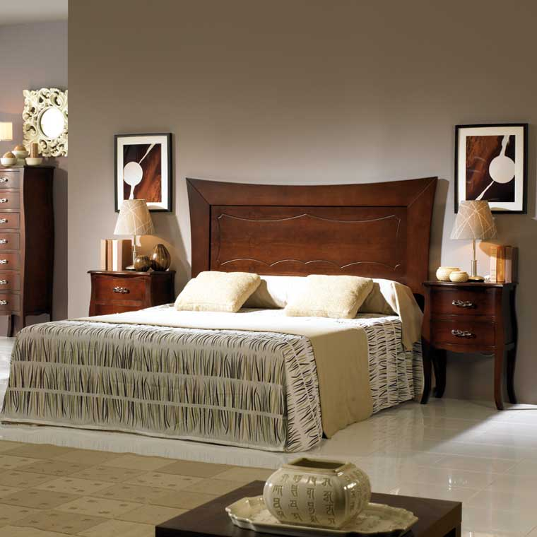 Dormitorio matrimonio luis xv for Colores para dormitorios de matrimonio