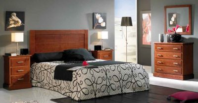 Dormitorio de Matrimonio Bahamas Cerezo
