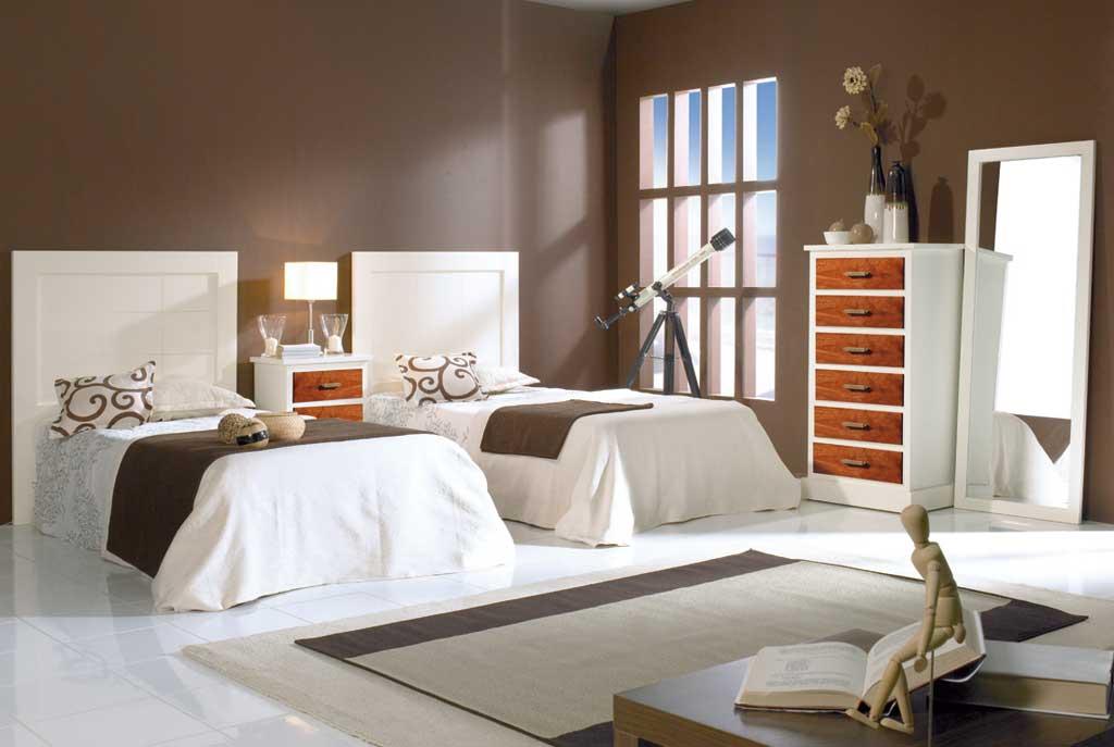 Dormitorio juvenil bahamas for Espejo dormitorio juvenil