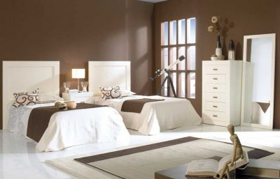 Dormitorio Juvenil Jamaica Marfil