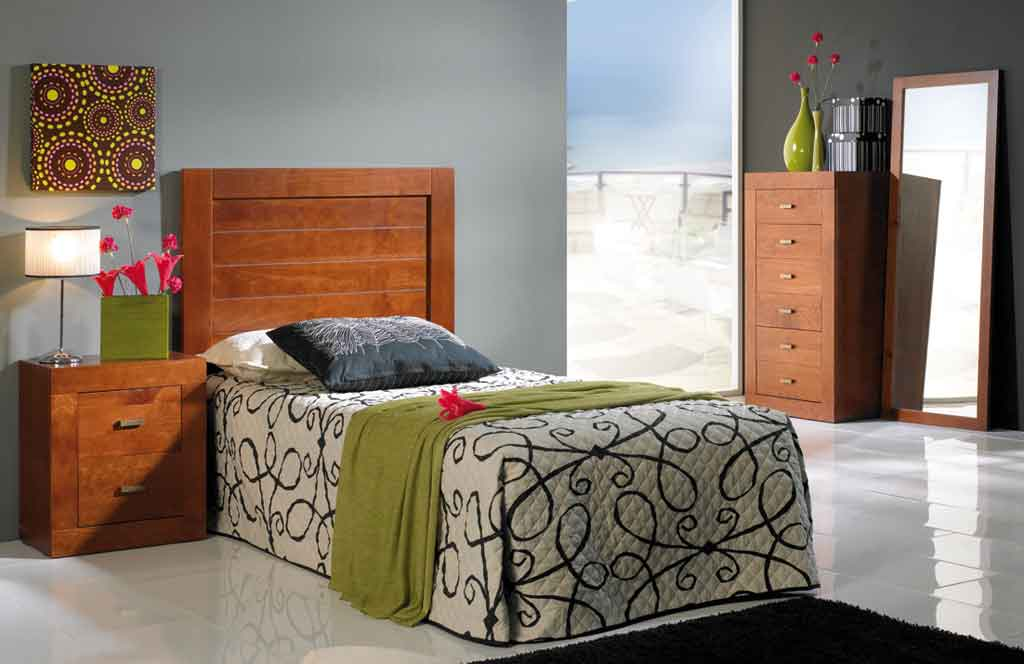 Dormitorio Juvenil Jamaica Cerezo