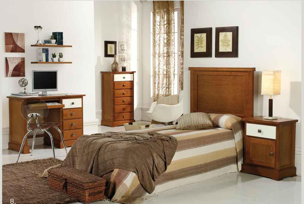 Dormitorios Juveniles Milan
