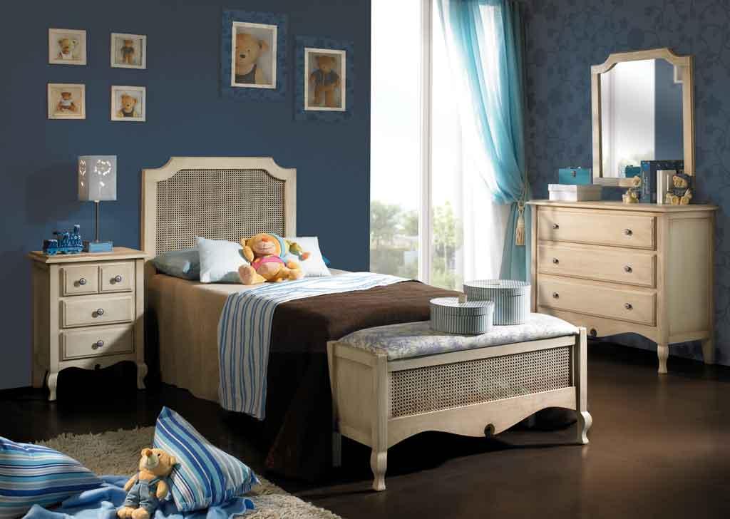 Dormitorio versalles for Espejos para dormitorios juveniles