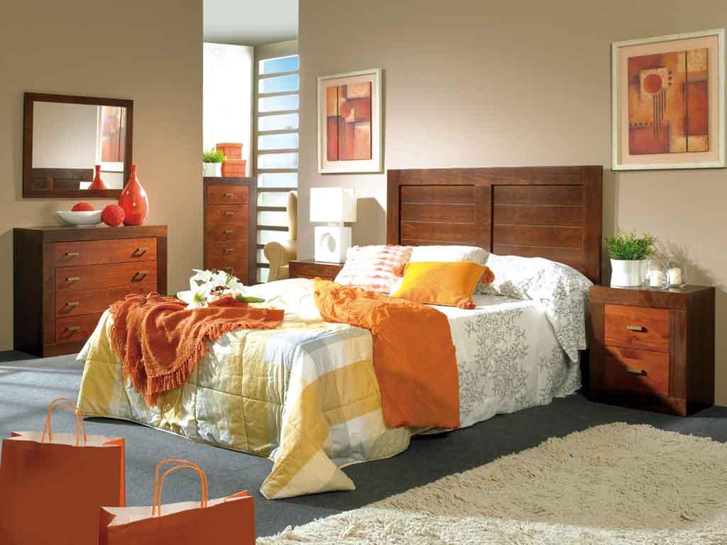 Dormitorio matrimonio jamaica 1 for Muebles habitaciones matrimonio