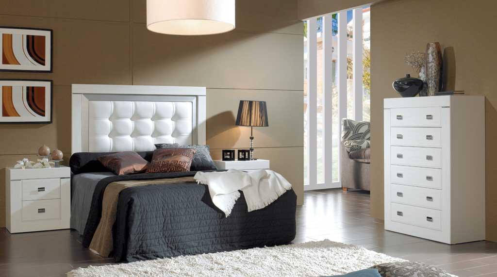 Cabeceros de cama aire plaf n capitone new aire fresco for Espejos dormitorios juveniles