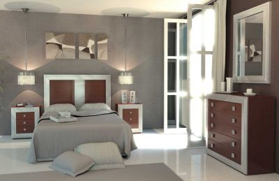 Dormitorios de Matrimonio Tempo 1