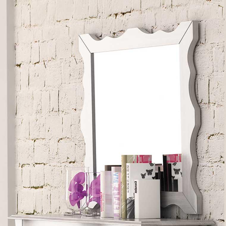 Marco espejo primavera todo en for Espejo marco wengue