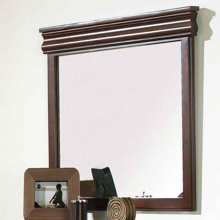 Marco espejo roma todo en dormitorios for Espejo marco wengue