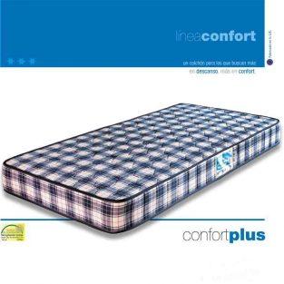 Colchón confort Plus