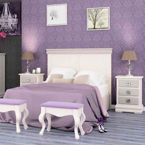 Dormitorio Matrimonio Roma 2