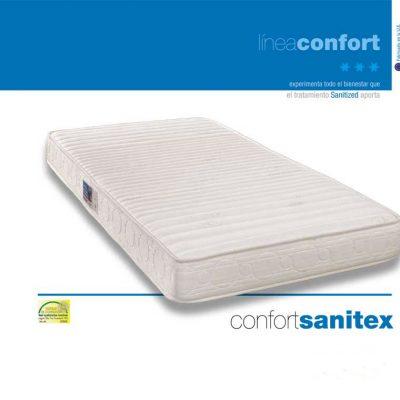 Colchón Confort Sanitex