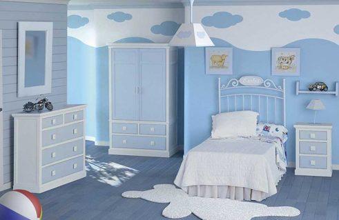 Dormitorio Infantil Aneto