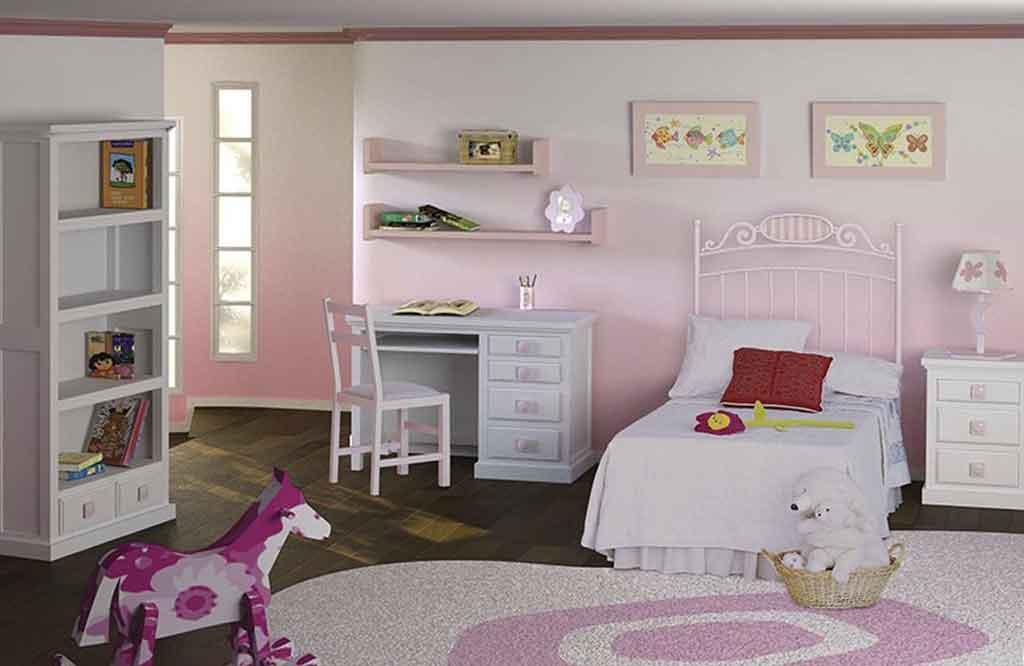 Escritorio aneto todo en dormitorios for Cabeceros juveniles