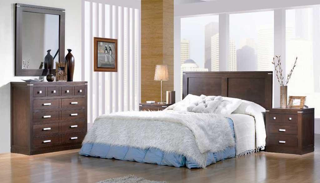 Dormitorio matrimonio nuevo estilo for Armarios para dormitorios de matrimonio