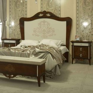 Dormitorio Matrimonio Royal Clasic 7