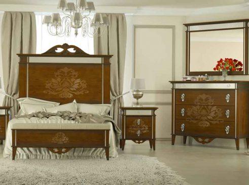 Dormitorios de Matrimonio Royal Clasic 1