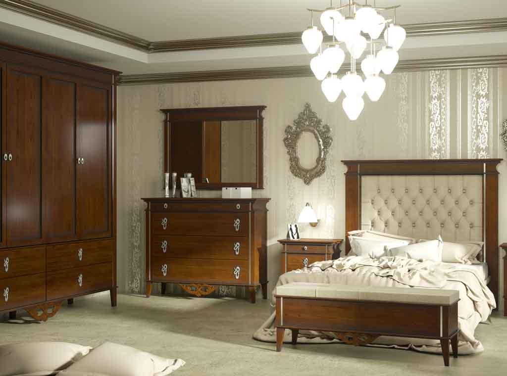 Dormitorio Matrimonio Royal Clasic 2