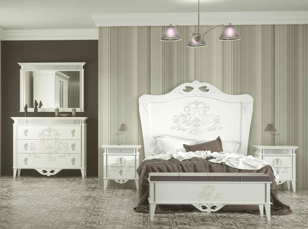 Dormitorios Matrimonio Royal Clasic 6