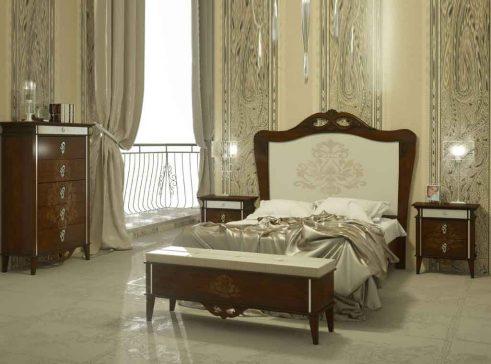 Dormitorios Matrimonio Royal Clasic 7