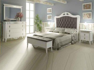 Dormitorio Matrimonio Royal Clasic 8