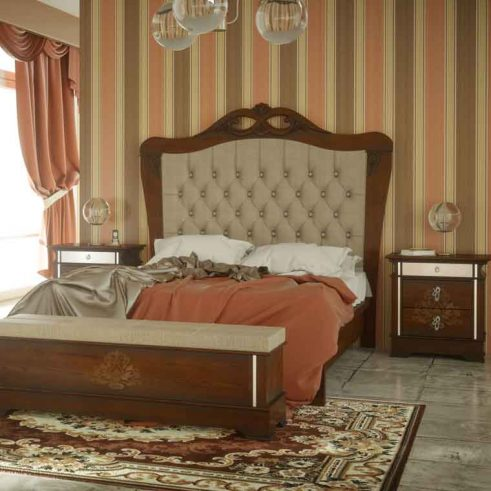 Dormitorios de Matrimonio Royal Clasic 9