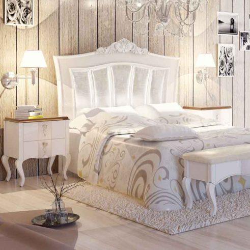 Dormitorios Matrimonio Clássica Perlatto 3