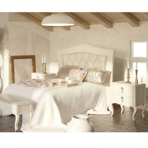 Dormitorios Matrimonio Clássica Perlatto 5