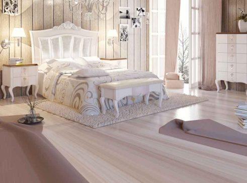 Dormitorio Matrimonio Clássica Perlatto 3