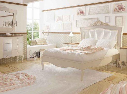 Dormitorios Matrimonio Clássica Perlatto 2