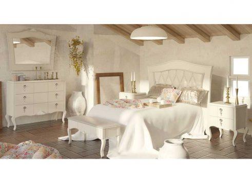 Dormitorios Matrimonio Clássica Perlatto 4
